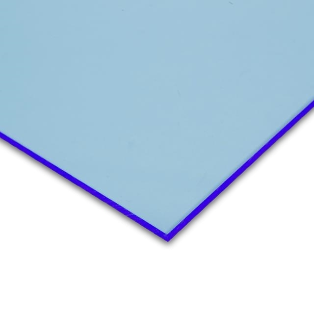 Blue Acrylic Fluorescent