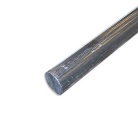 Black PE HD Round Rod